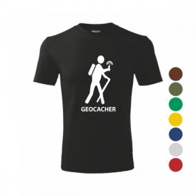 T-shirt - Geocacher