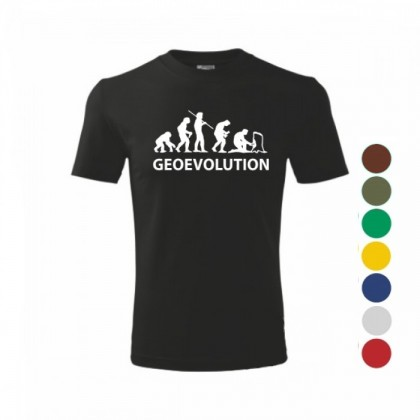 T-shirt - GEOEVOLUTION