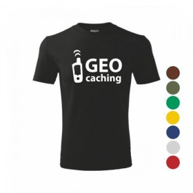T-shirt - GPS Geocaching