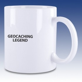 Hrnček - Geocaching LEGEND